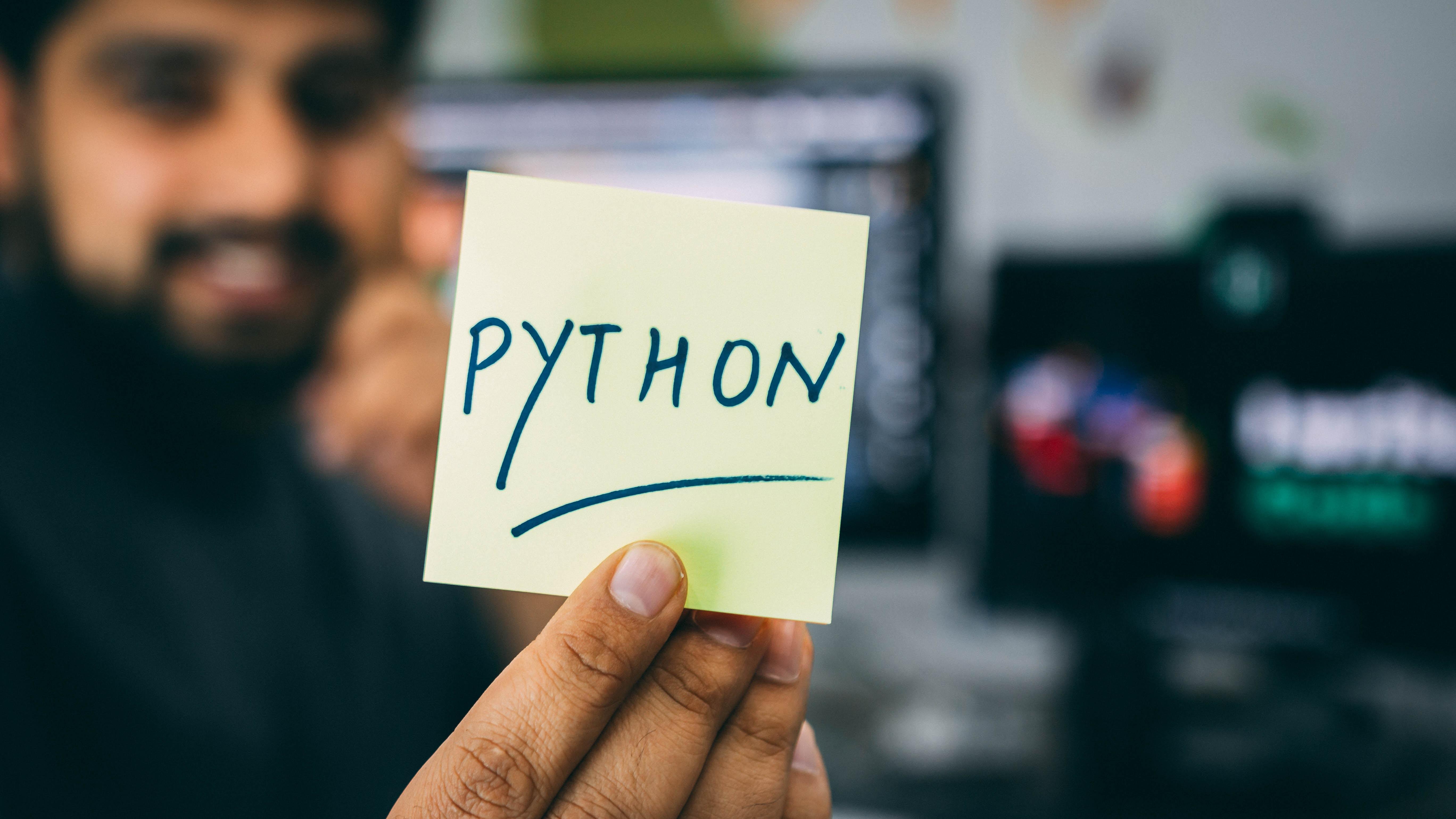 上過Python課程的你,該不會不知道這個吧?