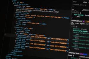 HTML5入門基礎課程(1)-7個內容模組簡介