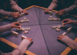人工智慧桌遊也要一爭高下!麻將vs.圍棋(上)
