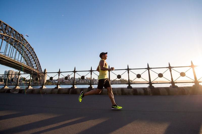 谷歌結合人工智慧技術,望幫助視障人士獨立參加路跑